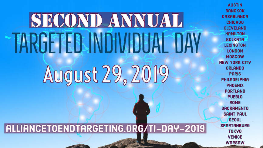 second annual Targeted individual day